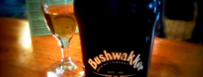 Bushwakker Brewing Co Ltd is one of Locais curtidos por Gary.