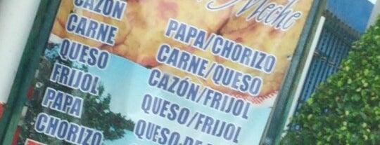 "Empanadas ""Doña Meche"" is one of Tempat yang Disukai Mariel."
