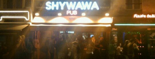 Shywawa is one of All-time favorites in France.