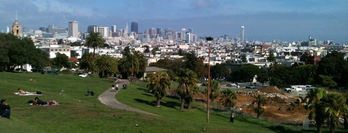 Mission Dolores Park is one of Must Visit Spots In San Francisco.