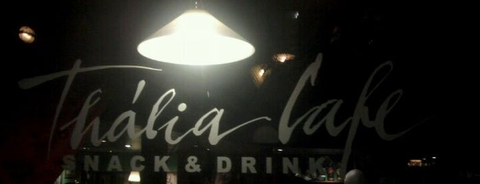 Thália Cafe is one of Budapest mixed.