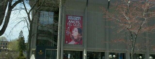 Grand Théâtre de Québec is one of Viagem Canadá 2018.