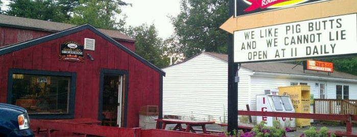 Goody Cole's Smokehouse II is one of BBQ.