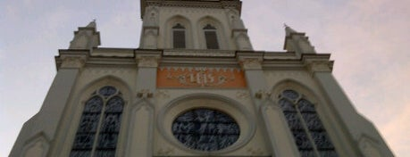 Chijmes is one of Singapore's Popular Places.