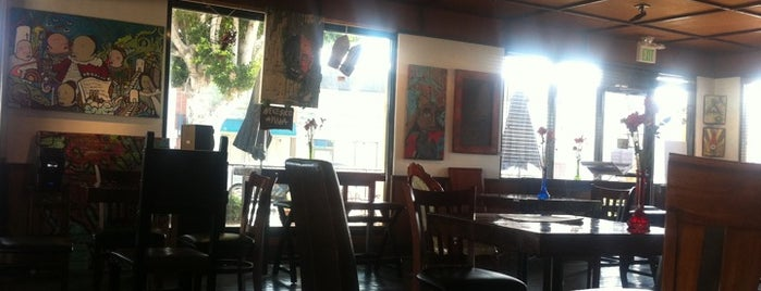 Em's Artist Cafe is one of For the aspiring LA foodie.