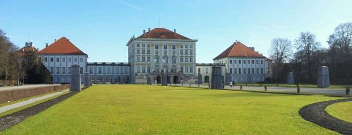 Schloss Nymphenburg is one of Places I went in Munich.