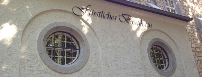Brauhaus am Schloss is one of Lieux qui ont plu à Ton.