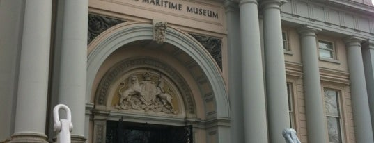 National Maritime Museum is one of Top London attractions.