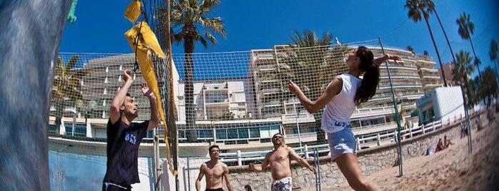 Palais des Festivals et des Congrès is one of FR2DAY's Favourite French Riviera Beaches.