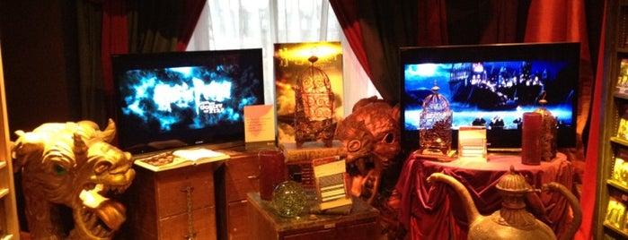 Harry Potter Shop is one of Locais salvos de Irina.