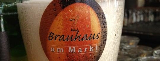 Brauhaus am Markt is one of Brauerei.