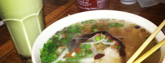 Pho Pasteur is one of Eats in LA..