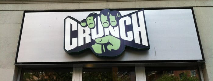 Crunch Fitness - Union Square is one of Places to Workout.