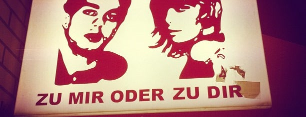 Zu Mir oder Zu Dir is one of Lets do Berlin.