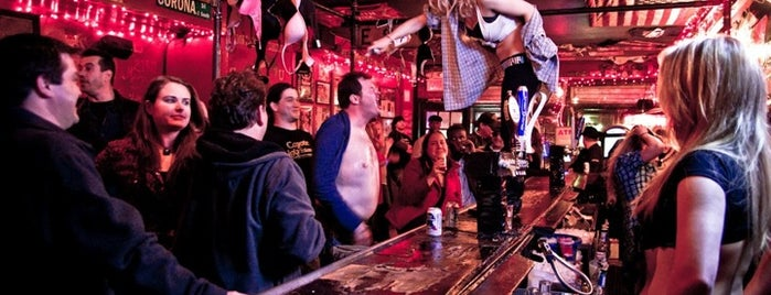 Coyote Ugly Saloon is one of EV.