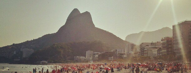 Praia do Leblon is one of Trip Rio.