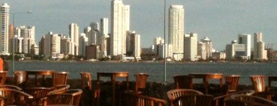 Café del Mar is one of Cartagena.