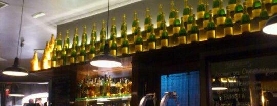 Juana la Loca Pintxos-Bar is one of Madrid.