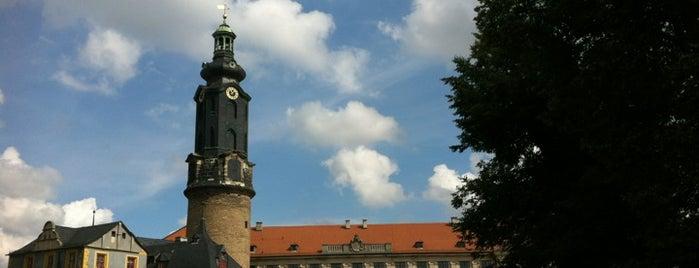 Stadtschloss is one of Weimar.