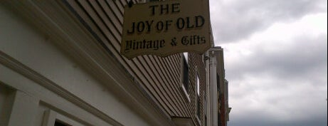 The Joy of Old is one of #BeRevered Best of Boston: Charlestown.