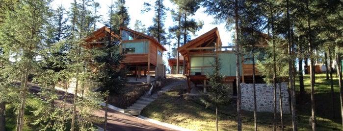 Quinta Los Azufres Resort & Spa is one of Priss 님이 저장한 장소.