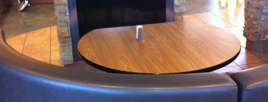McDonald's is one of Jessica : понравившиеся места.