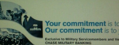 Chase Bank is one of Orte, die V gefallen.