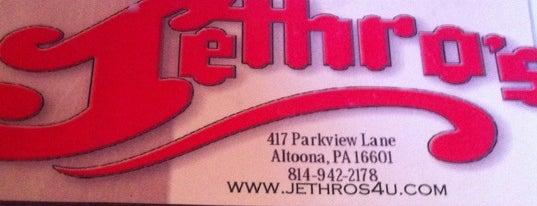 Jethro's is one of Best Local Restaurants.
