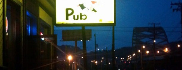 Ruggers Pub is one of Pittsburgh Eats.