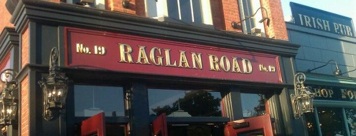 Raglan Road Irish Pub is one of Disney Springs.