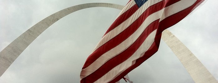 Gateway Arch is one of SND STL Locations & Tips.