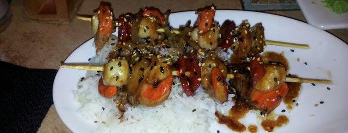 Sushi Kyu is one of Loredana's Liked Places.