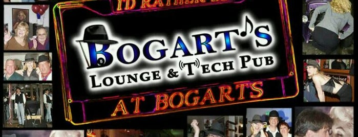 Bogart's Sports Pub is one of Local Gems.