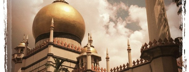 Masjid Sultan (Mosque) is one of Singapore's Popular Places.
