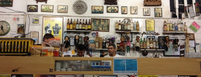 Bar do Mineiro is one of A visitar.