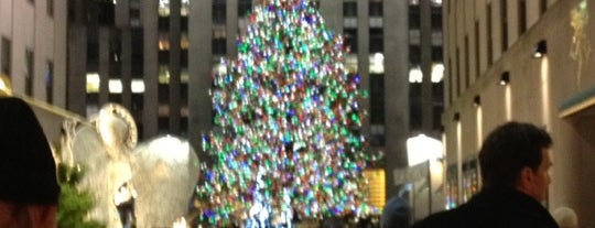 Rockefeller Center is one of NYC to do.