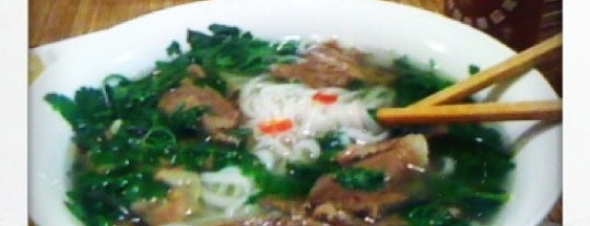 Phở Son is one of jidla.