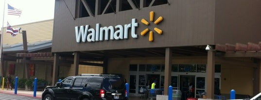 Walmart is one of Hawaii.