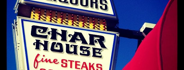 Mancini's Char House & Lounge is one of Local eats to try.