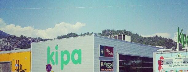 Kipa Hipermarket is one of Tempat yang Disukai UFuK•ॐ.