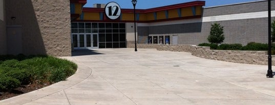 Carmike College Square 12 is one of Lugares favoritos de Jan.