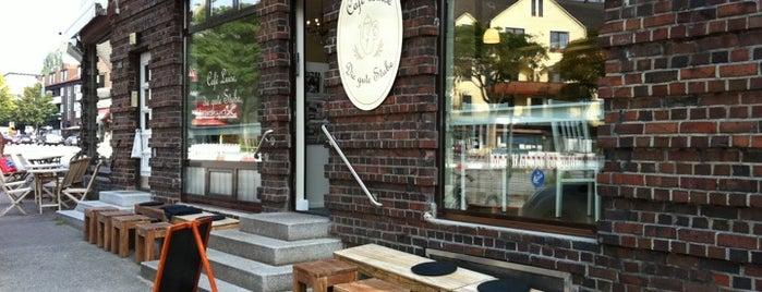 Cafe Luise is one of Locais salvos de bosch.