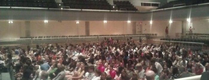 Goldstein Auditorium is one of Orange Central 2012.