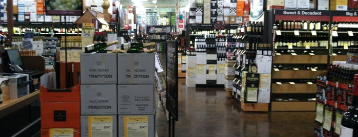 Total Wine & More is one of Posti che sono piaciuti a ATL_Hunter.
