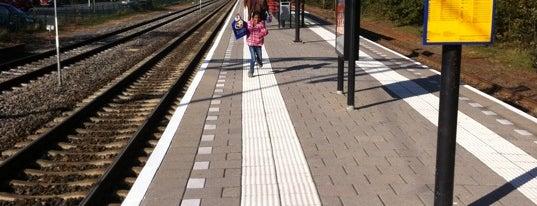 Station Wolvega is one of Friesland & Overijssel.