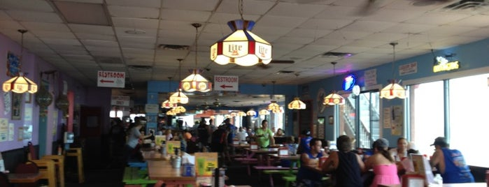 Crabby Bill's Seafood is one of GCC.