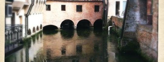 Treviso is one of Italian Cities.