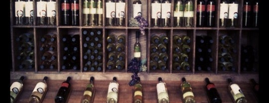 Duchman Family Winery is one of Spots for Regional American Wine.