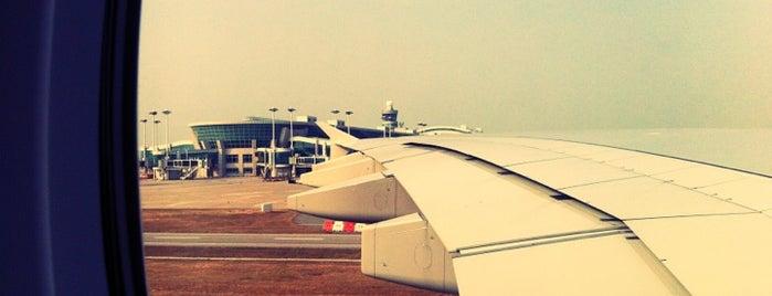 ท่าอากาศยานนานาชาติอินช็อน (ICN) is one of AIRPORT.