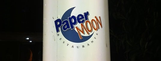 Paper moon is one of Bares que probar.